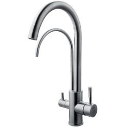 Смеситель c краном питьевой воды FASHUN A54309-C