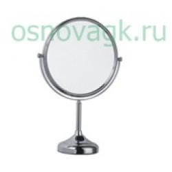 F6208 косметическое зеркало с увеличением. настольное, шт