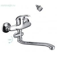 Cмеситель для ванны FRAP F2102-B