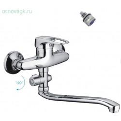 Cмеситель для ванны FRAP F2128-B