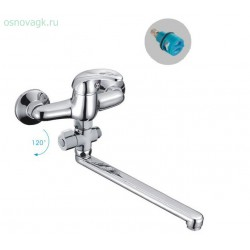 Cмеситель для ванны FRAP F2115