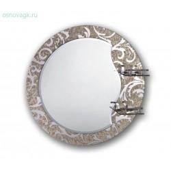 F655 зеркало. полка. рисунок. 600*600, шт
