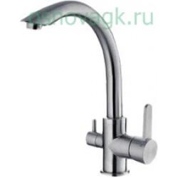 Смеситель для кухни с подключением фильтра питьевой воды GAPPO G4399