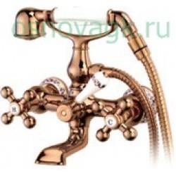 Смеситель для ванны  GAPPO G3265-3