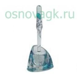 F906 ершик напольный гелевый/синий., шт