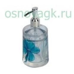F404 дозартор настольный гелевый/синий, шт
