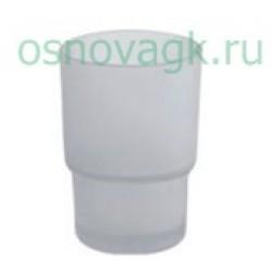 F752 стакан для зуб/щеток матовый, шт