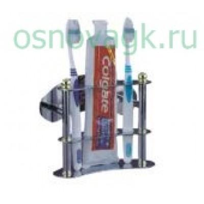 F102 держатель. для зубн/паст/щеток, шт