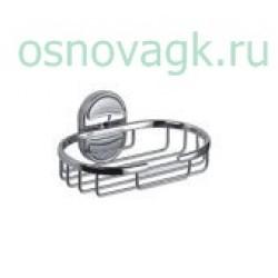F1902-2 мыльница/хром с держателем, шт