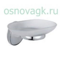 F1602 мыльница/стекло с держателем, шт