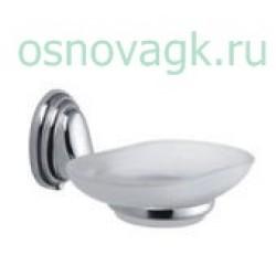 F1502 мыльница/стекло с держателем, шт
