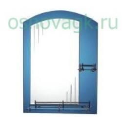F636 зеркало. полка. синное. 700х500 , шт