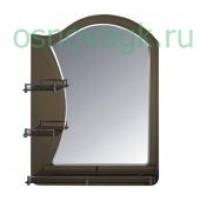 F681 зеркало. полка. 800х600, шт