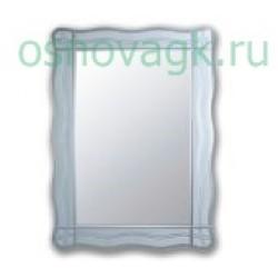 F622 зеркало. матовое. 800*450, шт