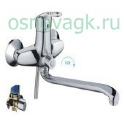 Cмеситель для ванны FRAP F2205