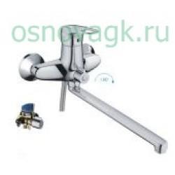 Cмеситель для ванны FRAP F2256