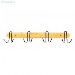 Крючок АЕ-91904 CP (хром)