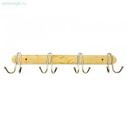 Крючок АЕ-91904 PB (золото)