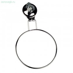 Кольцо для полотенец на присоске (Air-lock) BI-3002 (60)