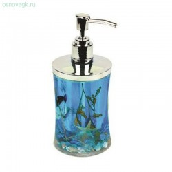 Дозатор для мыла А8924 B6 (синий)