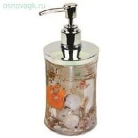 Дозатор для мыла А8924 B4 (прозрачный)