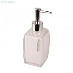 Дозатор для мыла A9183 (white cristal)
