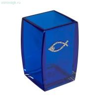 Стакан A9181 (blue cristal)