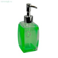 Дозатор для мыла A9183 (green cristal)