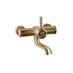 Смеситель Bronze de Luxe 10112 для умывальника (настенный)