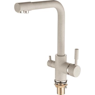 Смеситель c краном питьевой воды FASHUN A4352-20