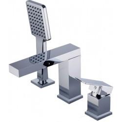 Смеситель для ванны на 3 отверстия GAPPO G1139