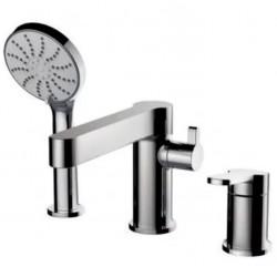 Смеситель для ванны на 3 отверстия GAPPO G1199-30