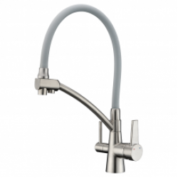 Смеситель для кухни с подключением фильтра питьевой воды GAPPO G4398