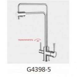 Смеситель для кухни с подключением фильтра питьевой воды GAPPO G4398-5