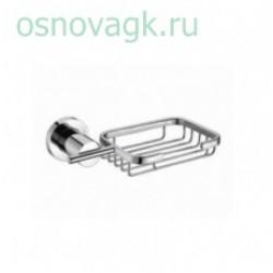 G1802-1 мыльница/хром с держателем