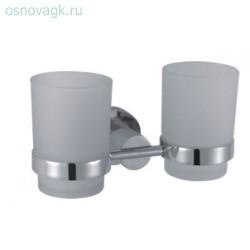 G1808 2-стаканов/стекло с держателем