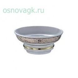 G751 тарелка для мыльницы керамика