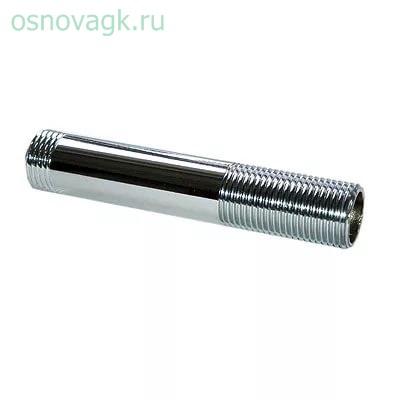 Сгон 1/2 ш/ш - 100 никелир.