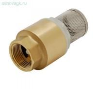 Обратный клапан со сеткой 1