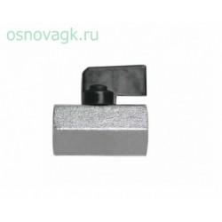 Кран шаровой Bugatti MINI редуцир. для подкл. сантех.приборов 1/2 г/г FF (160/40)