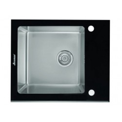 Мойка из нержавеющей стали Seaman Eco Glass SMG-610B.B