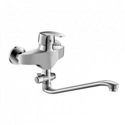 T0623 Смеситель для ванны с длинным изливом 35см
