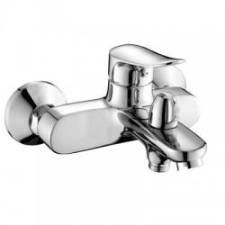 T20102 Смеситель для ванны  короткий излив