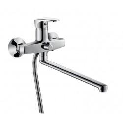 T2823C Смеситель для ванны с длинным изливом  35см