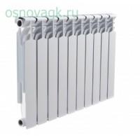 Радиатор алюминиевый 500/80 10 сек. СТМ ТЕРМО