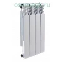 Радиатор алюминиевый 500/80 4 сек. СТМ ТЕРМО