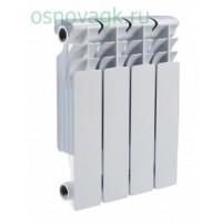 Радиатор алюминиевый 350/80 4 сек. СТМ ТЕРМО