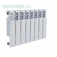Радиатор алюминиевый 350/80 8 сек. СТМ ТЕРМО