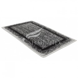 Универсальный хлопковый коврик SHAHINTEX BAMBOO 50*80 черный