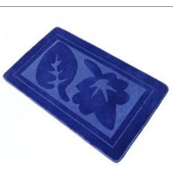 Коврик для ванной SHAHINTEX РР 50*80 синий